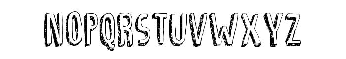 Tradizional DEMO Regular Font LOWERCASE