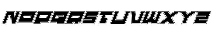 Trajia Pro Italic Font LOWERCASE