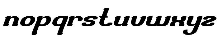 Transfer Honest Font LOWERCASE
