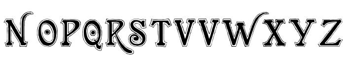 TrashBarusa Font LOWERCASE