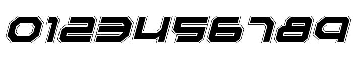 Traveler Pro Italic Font OTHER CHARS