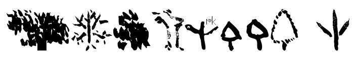 TreesAndCo Font OTHER CHARS