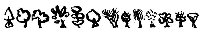 TreesAndCo Font LOWERCASE
