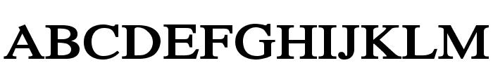 TribunADFStd-Bold Font UPPERCASE