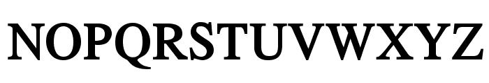 TribunADFStd-BoldCond Font UPPERCASE