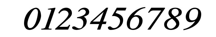 TribunADFStd-MediumItalic Font OTHER CHARS