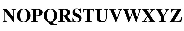 Tribune Bold Font UPPERCASE