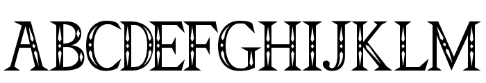 Triforce Font UPPERCASE