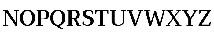Trirong SemiBold Font UPPERCASE