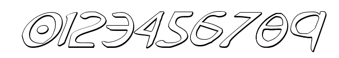 Tristram Shadow Italic Font OTHER CHARS