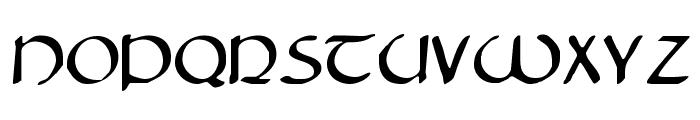 Tristram Font UPPERCASE