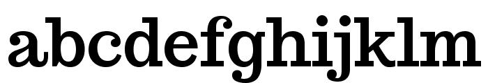 Trocchi-Bold Font LOWERCASE