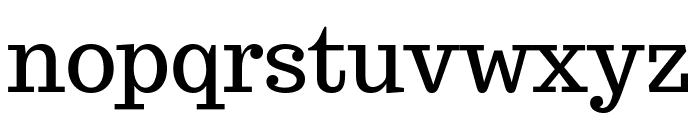 Trocchi Regular Font LOWERCASE