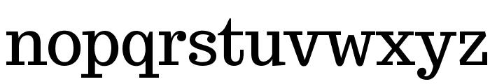 Trocchi Font LOWERCASE