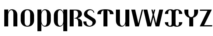 Trochut Bold Font UPPERCASE