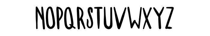 Troficanos Font UPPERCASE