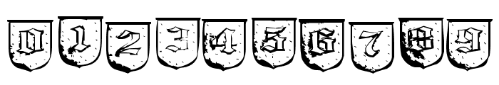 TrollBait-Regular Font OTHER CHARS