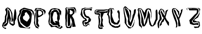 TruLogik Font UPPERCASE