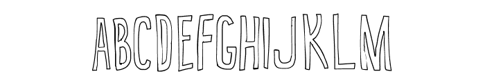 True 2D t was created using FontCreator 6.5 from High-Logic.com Font UPPERCASE