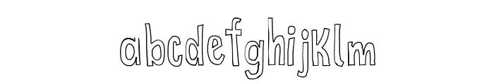 True 2D t was created using FontCreator 6.5 from High-Logic.com Font LOWERCASE