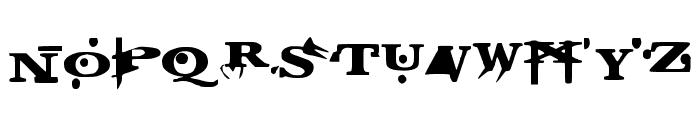 True Font UPPERCASE
