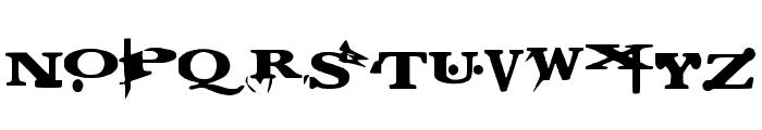 True Font LOWERCASE