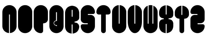Truenn Font UPPERCASE