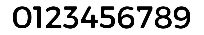 Trueno Round Font OTHER CHARS