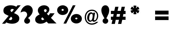 Trumania EEN Plain Font OTHER CHARS