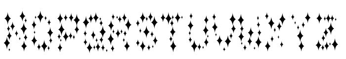 trattorian REG Font UPPERCASE