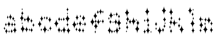 trattorian REG Font LOWERCASE