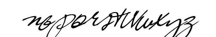 trueblue Font UPPERCASE