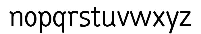 truebo Font LOWERCASE