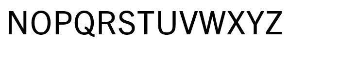 Trade Gothic Next Regular Font UPPERCASE