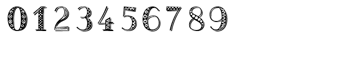 Trali-Vali Combined Font OTHER CHARS