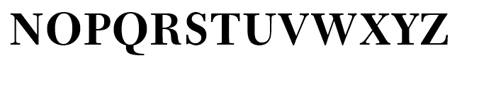 Transitional 511 Bold Font UPPERCASE