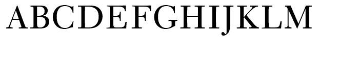 Transitional 511 Roman Font UPPERCASE