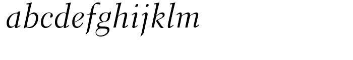 Transitional 521 Cursive Font LOWERCASE