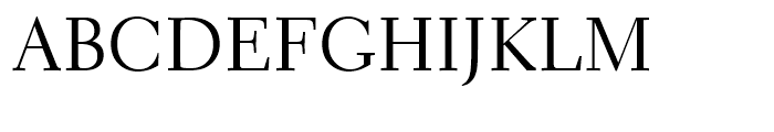 Transitional 521 Roman Font UPPERCASE