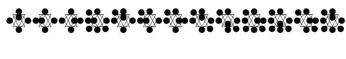 Triquetrus Regular Font UPPERCASE