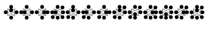 Triquetrus Regular Font LOWERCASE