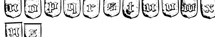 Troll Bait Regular Font UPPERCASE