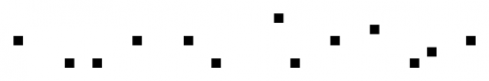 TRS Million Twinkle Font LOWERCASE