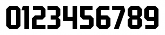 Tradesman Condensed Bold Font