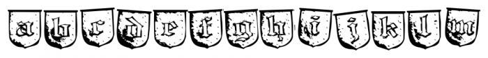 Troll Bait Regular Font LOWERCASE