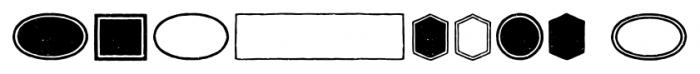 True North Textures Labels Regular Font OTHER CHARS