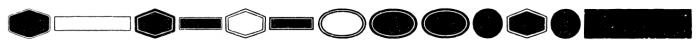True North Textures Labels Regular Font LOWERCASE