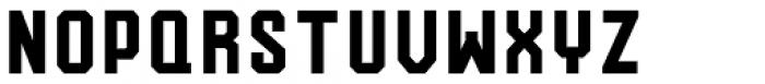 TR Reqnad Display Regular Font UPPERCASE