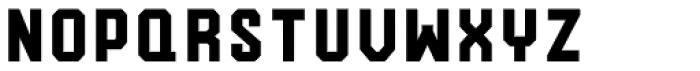 TR Reqnad Display Regular Font LOWERCASE