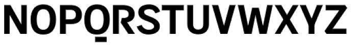 TRIAL Sintesi Sans Bold Font UPPERCASE